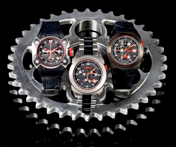 N. Marcus Ducati Watches