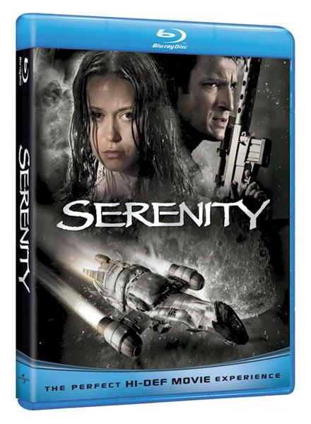 Serenity: Blu-ray