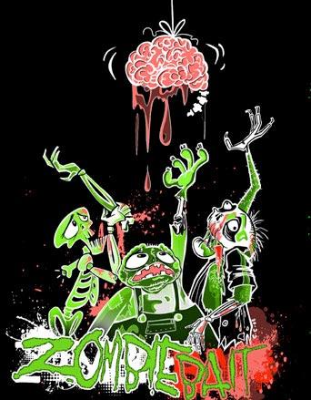 Assault Zombie Tee