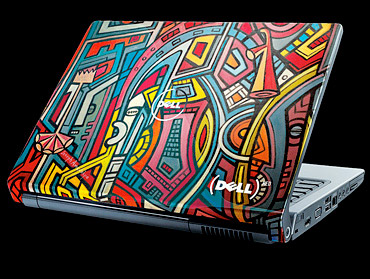 Dell: Art House Laptops