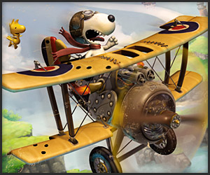 Snoopy: WWI Flying Ace
