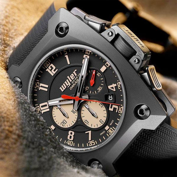 Dakar Rally Chronograph