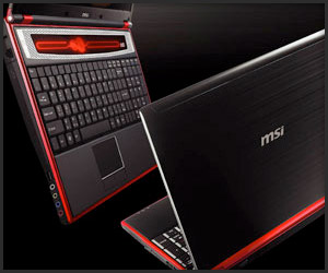 MSI GX630 Gaming Laptop