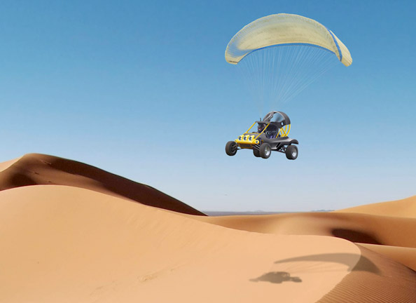 Skycar Expedition