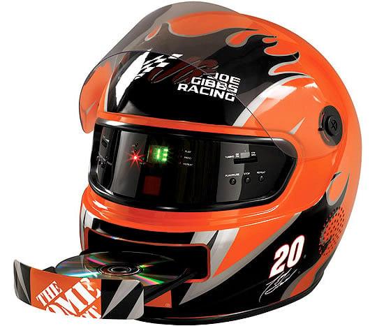 NASCAR Helmet Radio