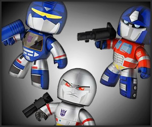 Transformers Mighty Muggs