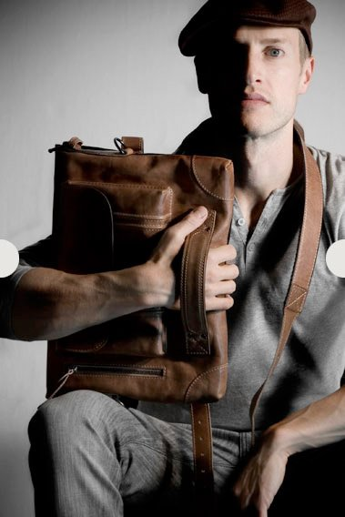 Hard Graft 2UNFOLD Bag