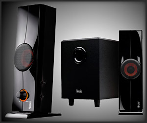 XPS 2.1 50 Speakers