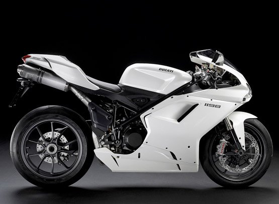 Ducati 1198/1198 S