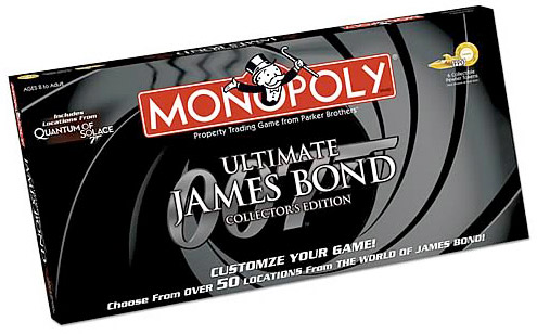 Ultimate 007 Monopoly