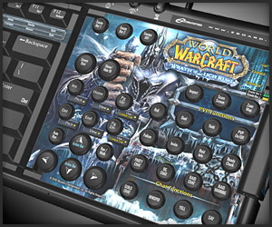 SteelSeries WoW Keyboard