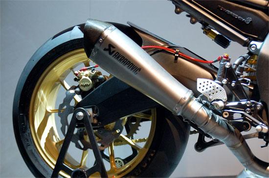 Fiat/Yamaha FZ1 Abarth