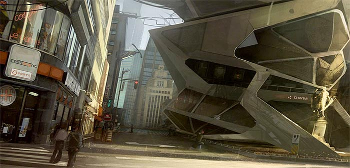 Deus Ex 3 Screens