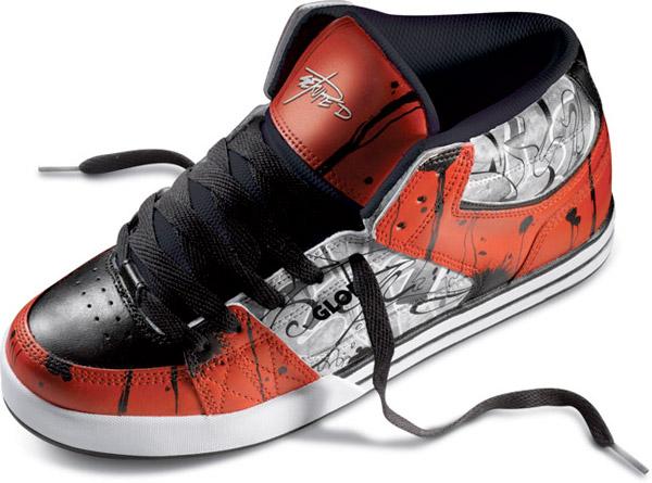 Globe Mace Shoes