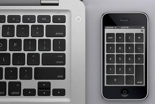 iPhone App: Numberkey