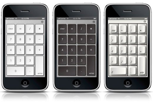 iPhone App: Numberkey