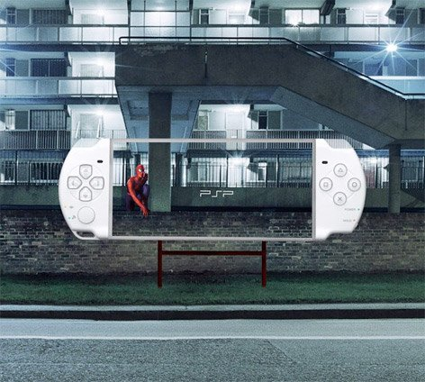 Transparent PSP Billboards