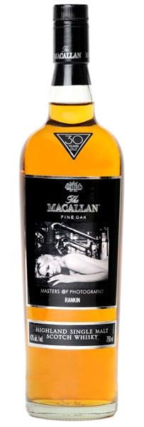 Macallan Rankin Whiskey