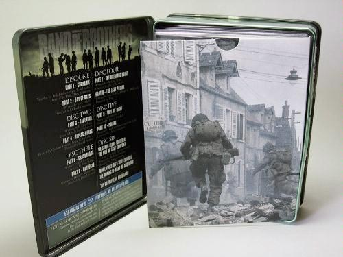 Blu-ray: Band of Brothers