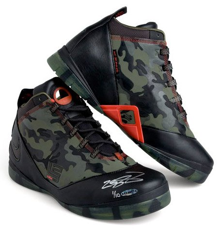 Nike Camo Zoom Soldiers