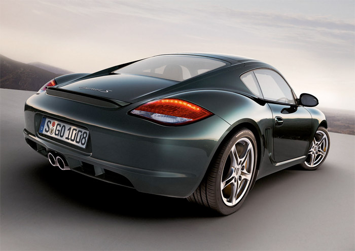 '09 Porsche Cayman/Boxster