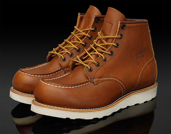 Red Wing OG Boots