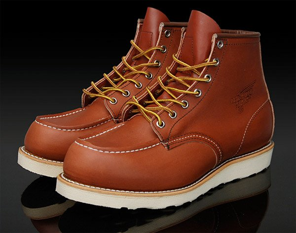 Red Wing OG Boots - The Awesomer