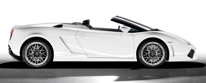 Gallardo LP 560-4 Spyder