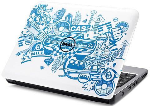 Dell Mini 9/12 Artwork