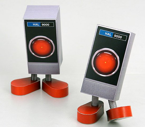 DIY HAL 9000s