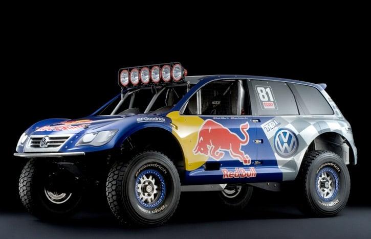 VW Baja Race Touareg
