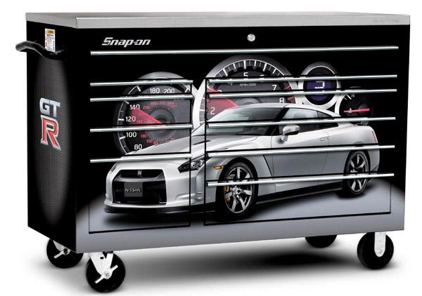 Nissan GT-R Toolbox
