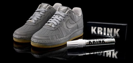 Krink x Nike Air Force 1