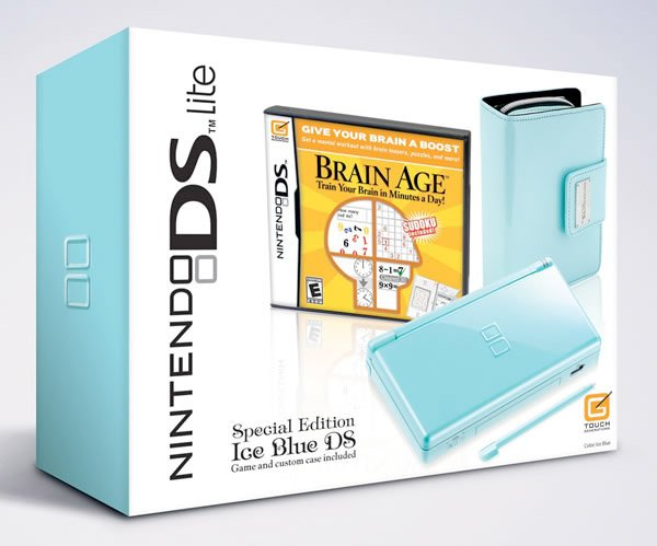DS Lite Bundle