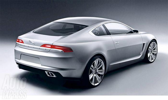 Jaguar XF Coupe