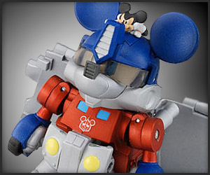 Mickey Mouse Prime