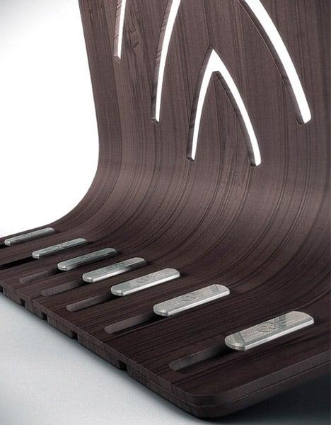 Concept: Karma Chair