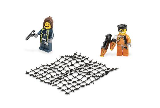 LEGO Volcano Base