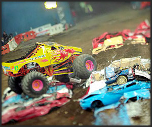 Demo Derby Tilt-Shift