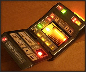Star Trek Mark IX Tricorder