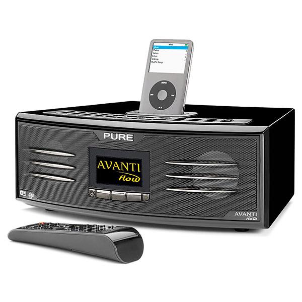 Avanti Flow Radio