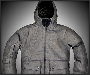 Herringbone C-Law Jacket