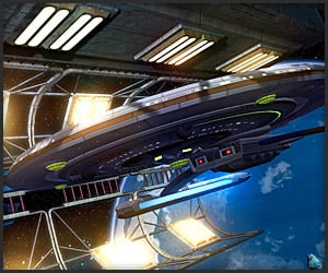Star Trek Online Screens