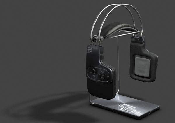 Concept: Volcoff Headphones