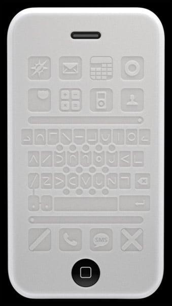 Tactile Silicon Case