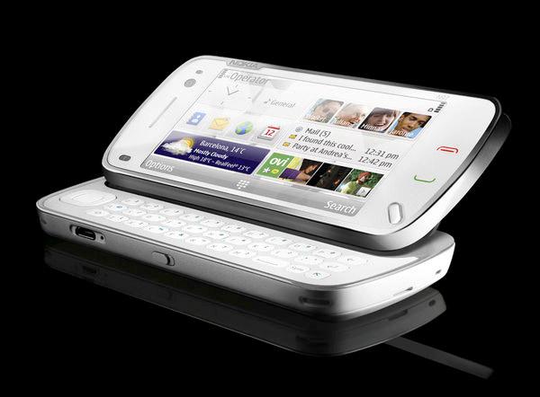 Nokia N97 Cellphone