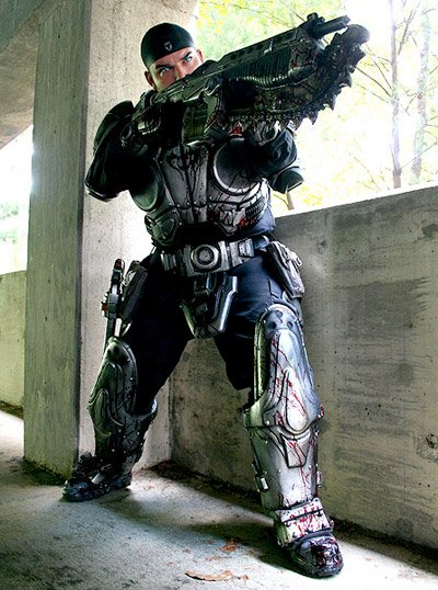 Gears of War Armor