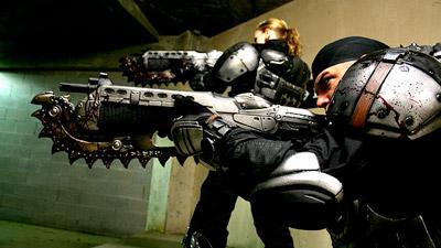 Gears of War Armor