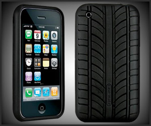 Tire Tread iPhone Case