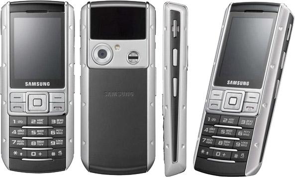 Samsung Ego Luxury Phone